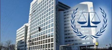 مجرمو حرب الاحتلال في قفص المحكمة الجنائية الدولية ...
