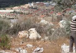 مخلفات جيش الاحتلال تهدد المسارات البيئية
