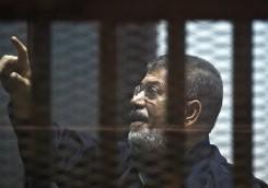 وفاة الرئيس المصري السابق محمد مرسي