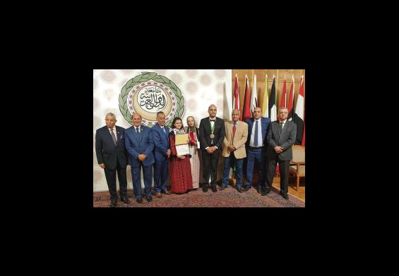 """القاهرة: فلسطين تحصد المركز الأول في مسابقة """"الشاب النموذج"""""""